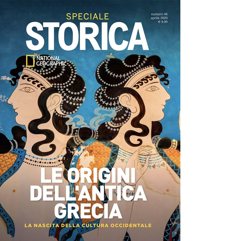 Speciale Storica National Geographic Aprile 2020