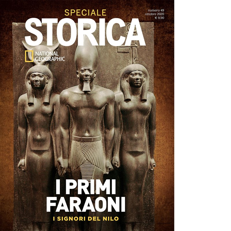 Speciale Storica National Geographic Ottobre 2020