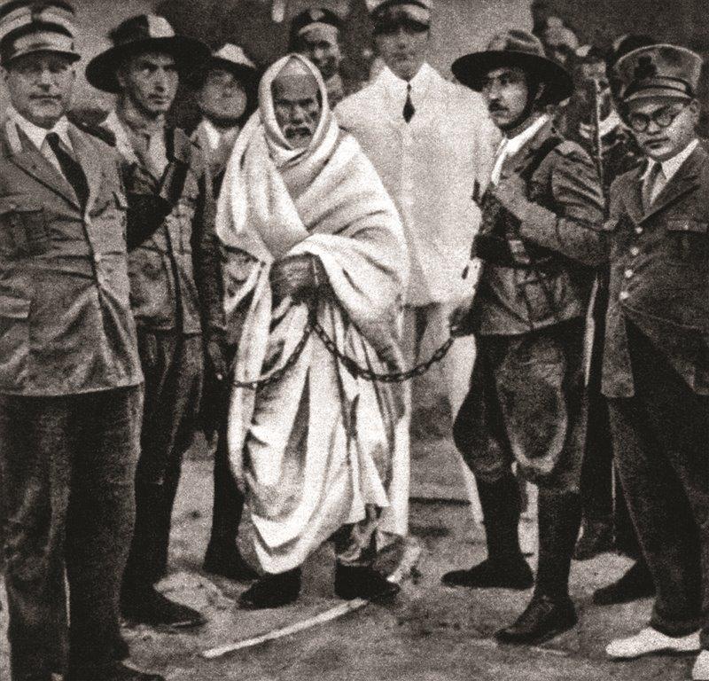Òmar al-Mukhtar fu catturato l'11 settembre 1931. Nel 1922 era stato nominato capo delle operazioni militari libiche e, grazie alla guerriglia unificata, per anni era riuscito a bloccare l'avanzata italiana