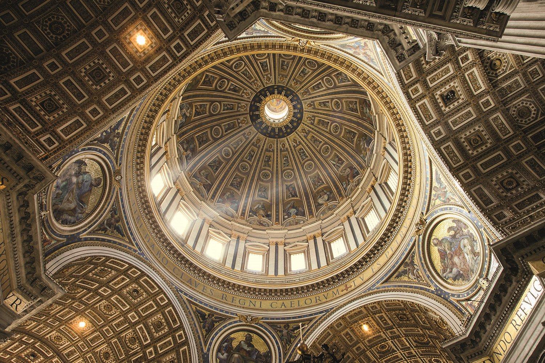 La cupola di Michelangelo