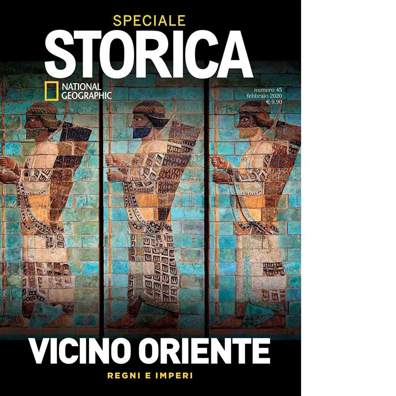 Speciale Storica National Geographic Febbraio 2020