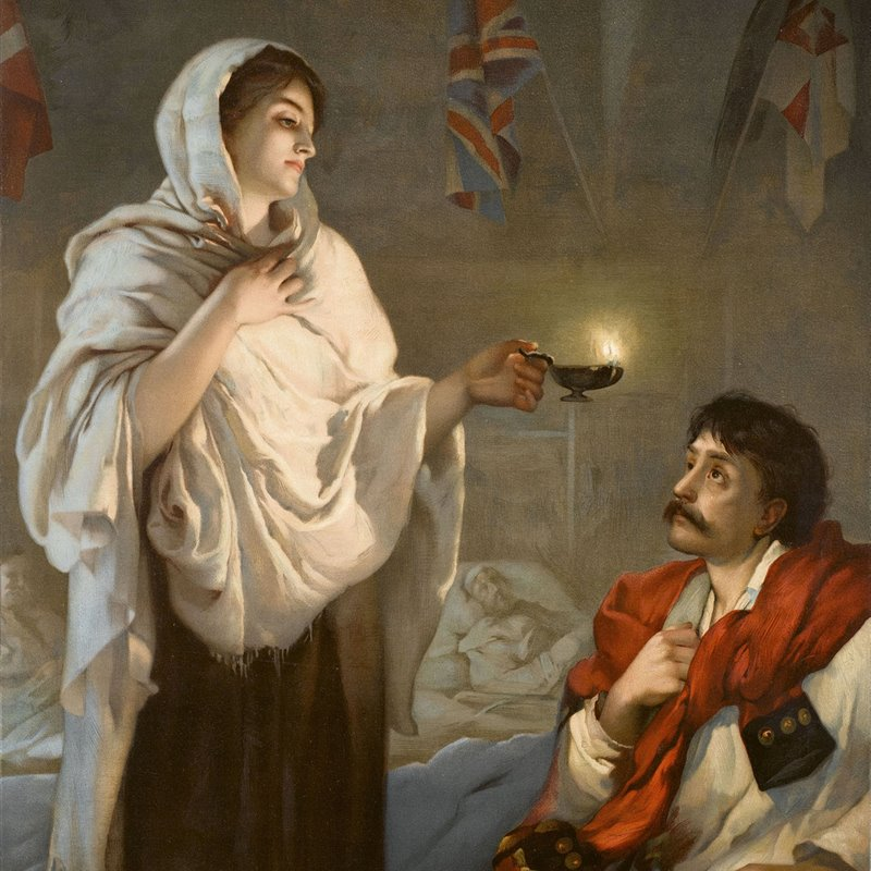 Florence Nightingale, la madre delle cure moderne