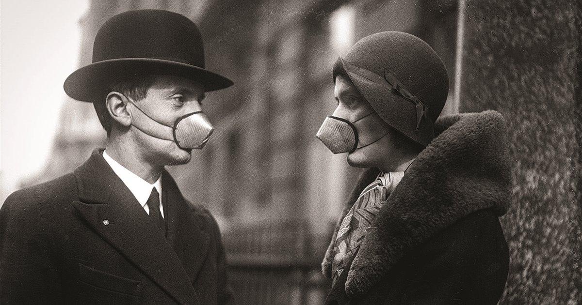 La Spagnola: la grande pandemia del 1918