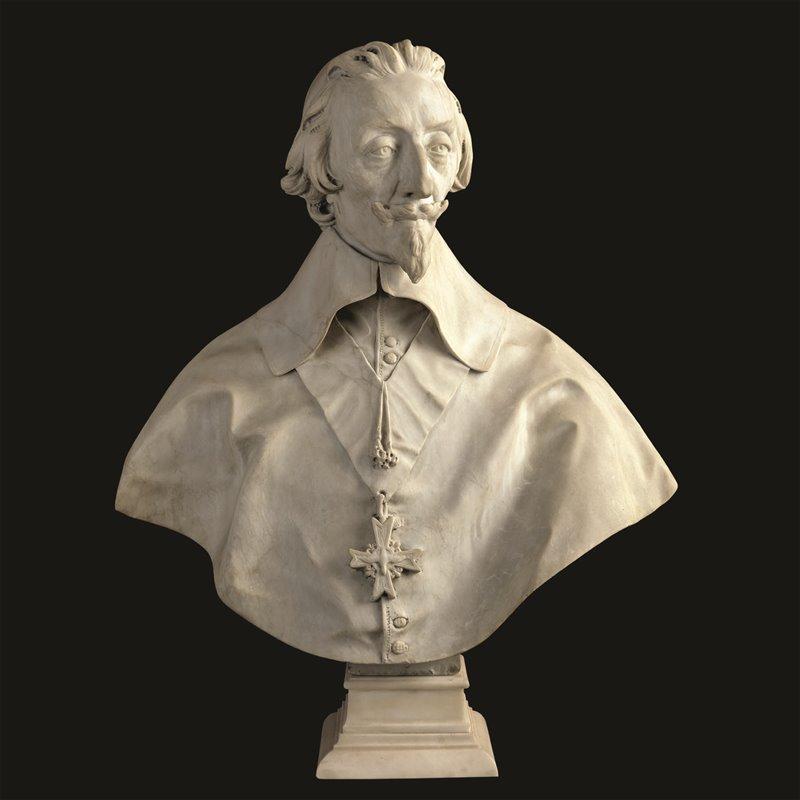 Busto di Richelieu di Bernini