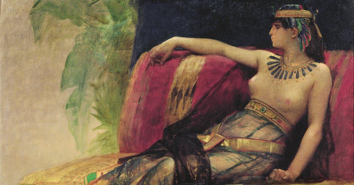 Cleopatra, una vita in lotta per il potere