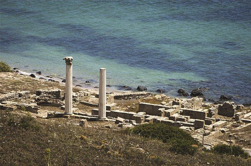 Intorno all'VIII secolo a.C. i fenici fondarono in Sardegna diverse colonie, tutte sul mare per favorire le loro attività commerciali. Tra i primi insediamenti vi fu Tharros