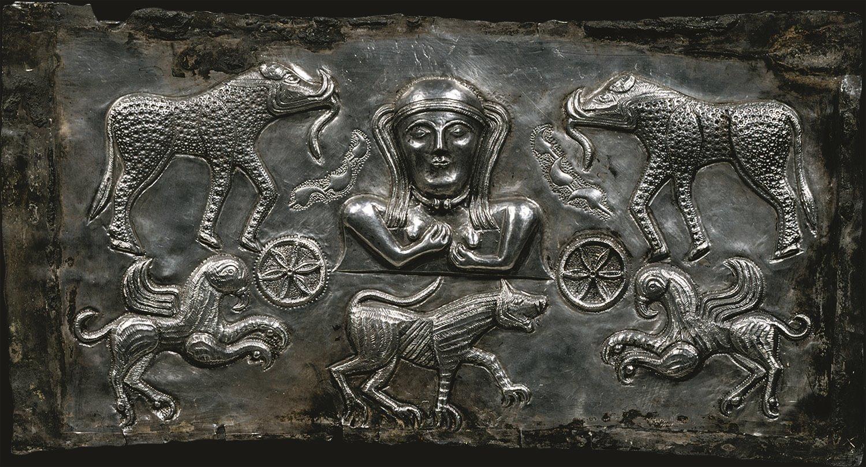 La dea degli elefanti