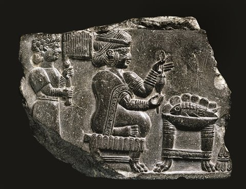 La cura dei capelli nell'antica Mesopotamia