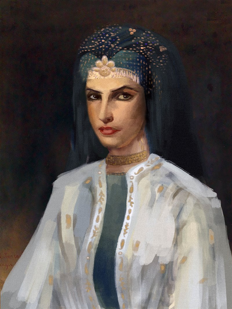 Sayyida al-Hurra. 1485 - 1561