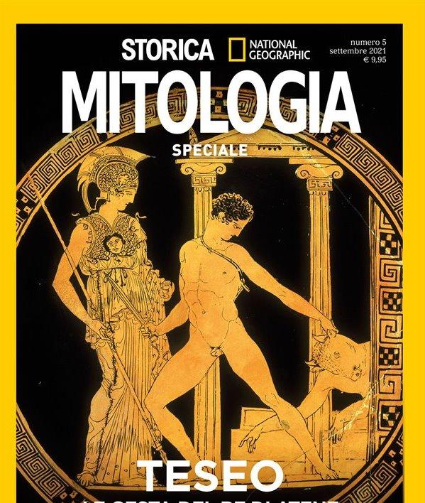 Speciale Storica Mitologia Settembre 2021